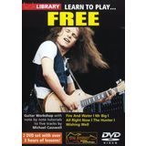 Roadrock International Lick Library: Learn To Play Free DVD Product Image