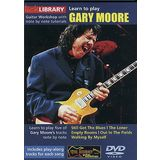 Roadrock International Lick Library: Learn To Play Gary Moore DVD Product Image