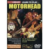 Roadrock International Lick Library: Learn To Play Motorhead DVD Product Image