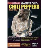 Roadrock International Lick Library: Learn To Play Red Hot Chili Peppers DVD Product Image