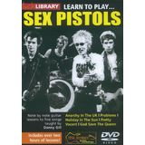 Roadrock International Lick Library: Learn To Play Sex Pistols DVD Product Image