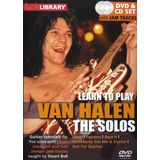 Roadrock International Lick Library: Learn To Play Van Halen - The Solos DVD Product Image