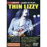 Roadrock International Lick library - Thin Lizzy Learn to play (Guitar), DVD Product Image