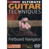 Roadrock International Lick Library: Ultimate Guitar Techniques - Fretboard Navigator 1 Produktbild