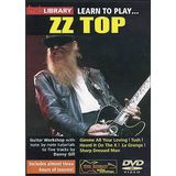 Roadrock International Lick library - ZZ TOP Learn to play (Guitar), DVD Product Image
