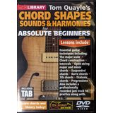 Roadrock International Tom Quayle's Chord Shapes, Sounds And Harmonies For Absolute Beginners DVD Product Image