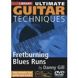 Roadrock International Ultimate Guitar Techniques - Fretburning Blues Runs DVD Product Image