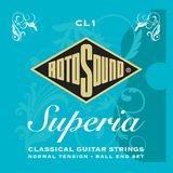 Rotosound K-Git. Saiten CL1 Superia Silverwound, Ball End, Normal Produktbild