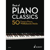 Schott Music Best of Piano Classics Produktbild