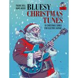Schott Music Bluesy Christmas Tunes Product Image