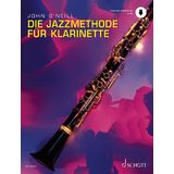 Schott Music Die Jazzmethode für Klarinette Product Image