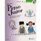 Schott Music Piano Junior: Duettbuch 4 Product Image