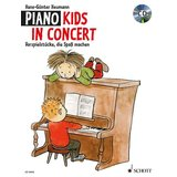 Schott Music Piano Kids in Concert Hans-Günter Heumann, Buch/CD Product Image