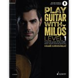 Schott Music Play Guitar with Milos 1 Product Image