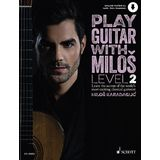 Schott Music Play Guitar with Milos 2 Product Image