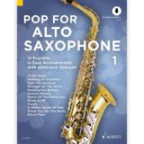 Schott Music Pop For Alto Saxophone 1 Produktbild
