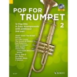 Schott Music Pop For Trumpet 2 Produktbild