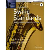 Schott Music Swing Standards - Altsaxophon Produktbild