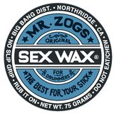 Sex Wax Drumstick Wax for improved grip Product Image