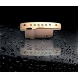 Shadow SH 145 BK Prestige Soundhole Pickup GOLD Product Image