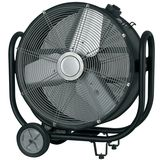 Showtec SF-150 Axial Touring Fan Ventilator, Schuko, on Wheels Product Image