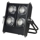 Showtec Stage Blinder 4 DMX Black  Product Image