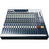 Soundcraft FX16II SPIRIT FOLIO Stereo Mixer with Lexicon Effects Product Image