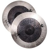 "T-Cymbals T-Alternative Medium HiHat 14"" Produktbild"
