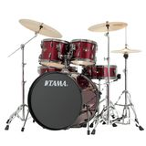 Tama Imperialstar IP52KH6N, Vintage Red, Black HW Product Image