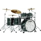 Tama Star Bubinga Set Dark Green Cordia Product Image