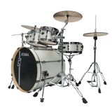 Tama Superstar HD ML42HLZBN, Satin Arctic Pearl Produktbild