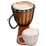 Terré Beginner's Djembe 38240894 19 - 21 x 40 cm Product Image