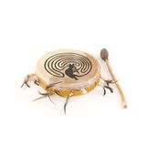 Terré Sami Shamnic Drum 30cm with Print Product Image