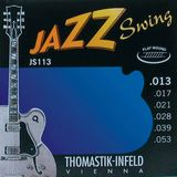Thomastik E.-Guit.Str.,13-53,Jazz Swing Flat Wound Product Image