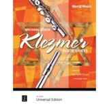 Universal Edition Klezmer Flute Duets Product Image