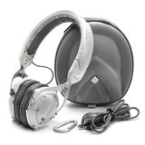 V-Moda XS white silver On-Ear Headphones Product Image