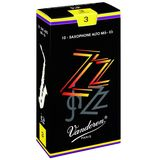Vandoren ZZ Alto Sax Reeds 3.5 Box of 10 Product Image