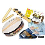 Voggenreiter/Classplash Rhythmic Village Percussion Set Product Image