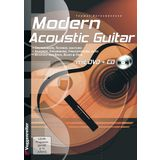 Voggenreiter Modern Acoustic Guitar -  Book incl. DVD /Fiebelkorn Product Image