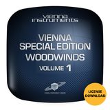VSL Special Edition Vol. 1 Woodwinds License Code Product Image