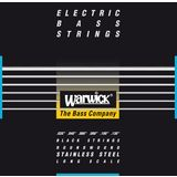 Warwick 40400 Black Electric 6-String Med-Light 020-130 Product Image