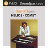 Wersi Helios Comet Sounds (4003330) Soundpackage for OAS Product Image