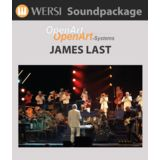 Wersi OAS James Last Soundpackage Produktbild