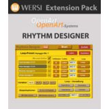 Wersi Rhythm Designer Software (4003195) for OAS Product Image