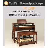 Wersi World of Organs Soundpackage for Pegasus Wing Product Image