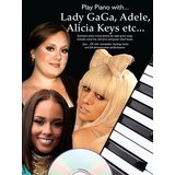 Wise Publications Adele, Keys, Gaga etc. Play Piano with... PVG Product Image