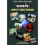 Wise Publications Chord Songbook - Oasis Lyrics & Chords Product Image