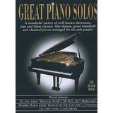 Wise Publications Great Piano Solos - Black Book Klavier Produktbild