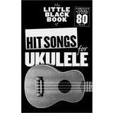 Wise Publications Little Black Book Hit Songs Ukulele Product Image