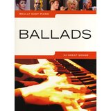 Wise Publications Really Easy Piano: Ballads  Product Image